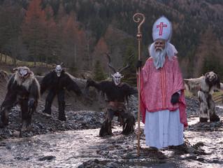 Nikolaus- und Krampusbrauch im Murtal