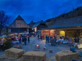 Adventmarkt am Erlebnisbauernhof - Adelwöhrerhof