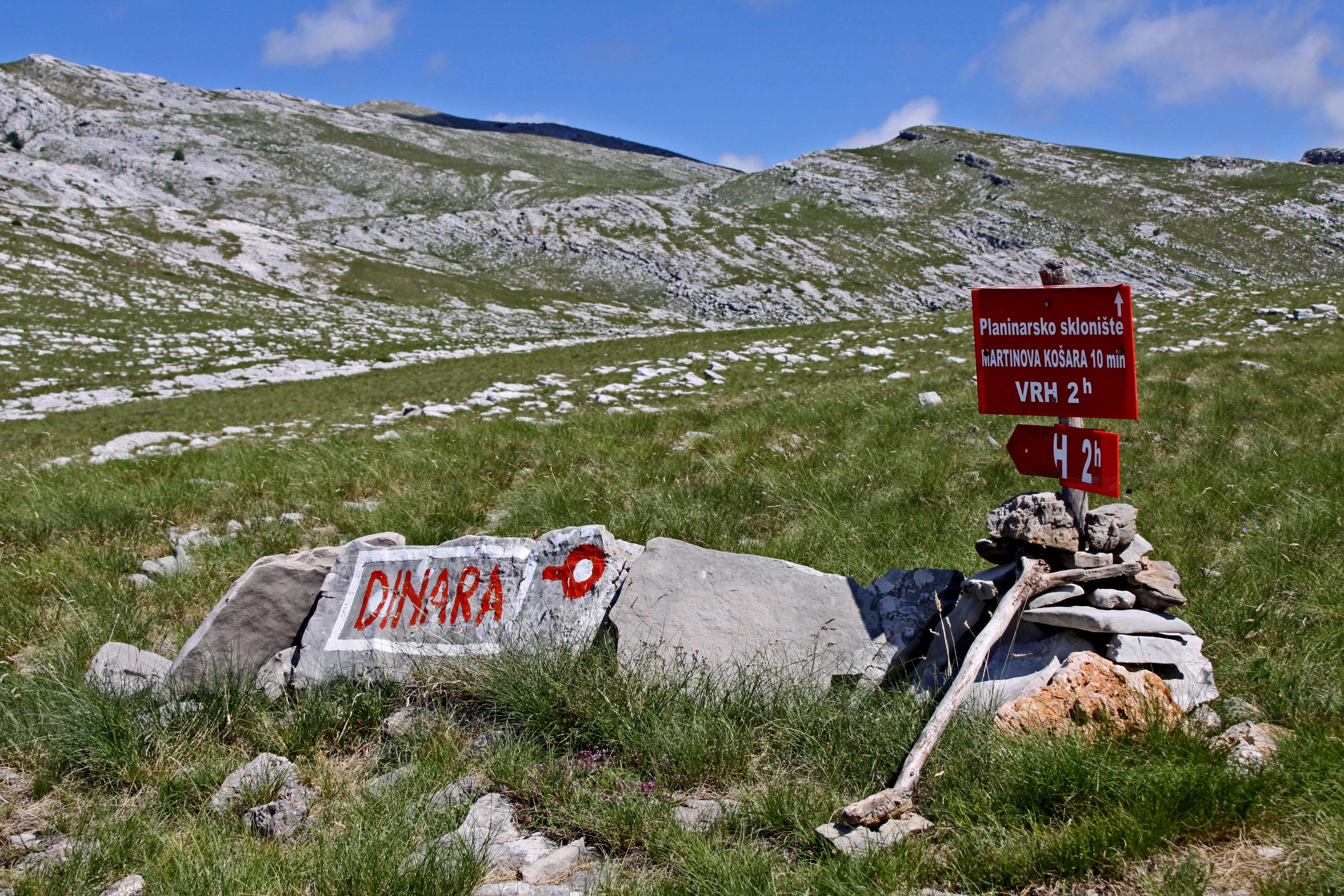 Route Dinara 2690