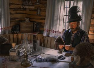 Bartbinden - jagdliches Handwerk mit Tradition