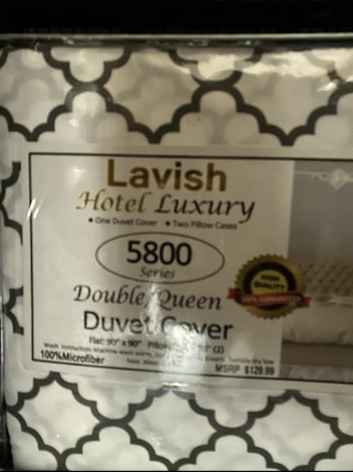 Queen size duvet sets