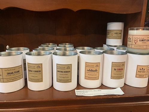 Timberflame Collection Soy Candle