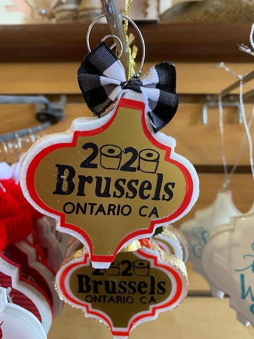 TK Original Ornamnet 'Brussels 2020'