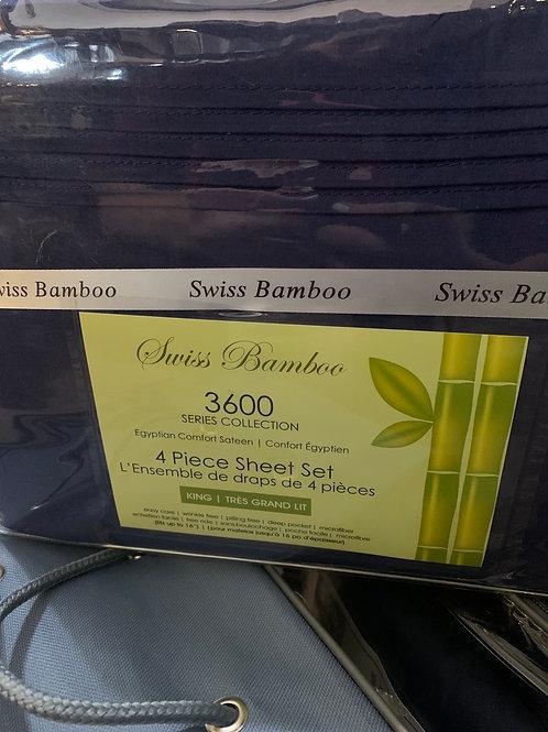 Bamboo King sheet sets