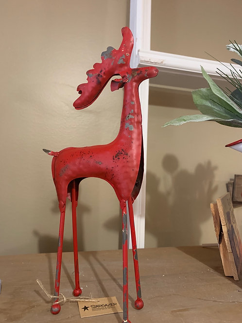 Tin Deer