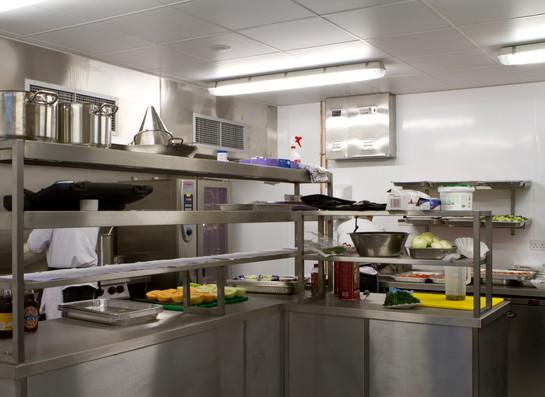 Fontwell Park Racecoure Kitchen
