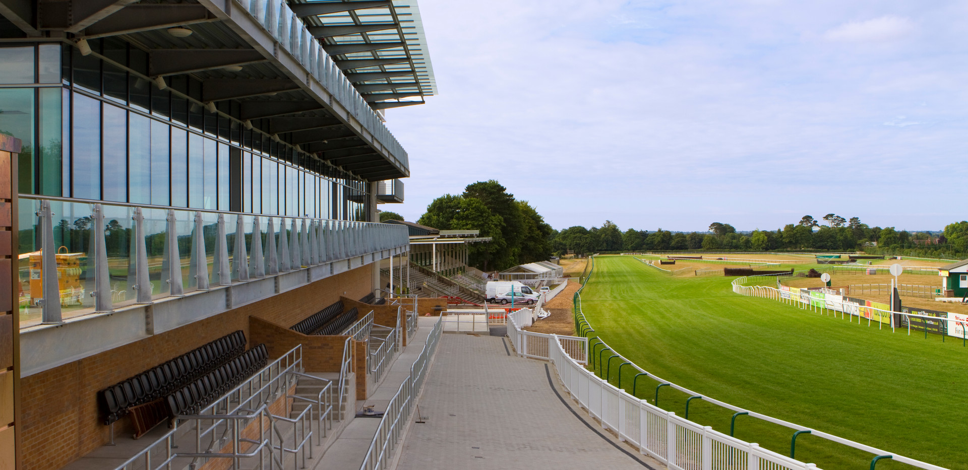 Fontwell Park Racecoure Track