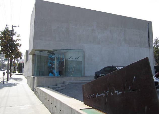The best luxury fashion store in the world, Maxfield LA.