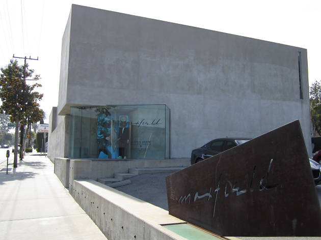 Luxury Fashion Store in Los Angeles