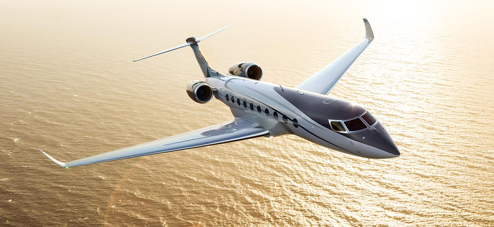Flying high, fast and well-being on the new Gulfstream G700