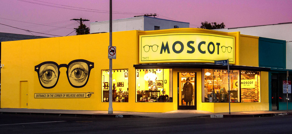 5 Generations & 105 years of eyewear excellence, Moscot.