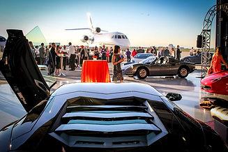 Luxury Event Marketing Agency Malibu. The Luxury District Club.