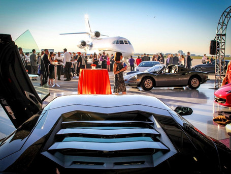 Inside world-class luxury events and what's next.