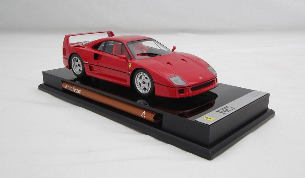 Ferrari F40 Miniature