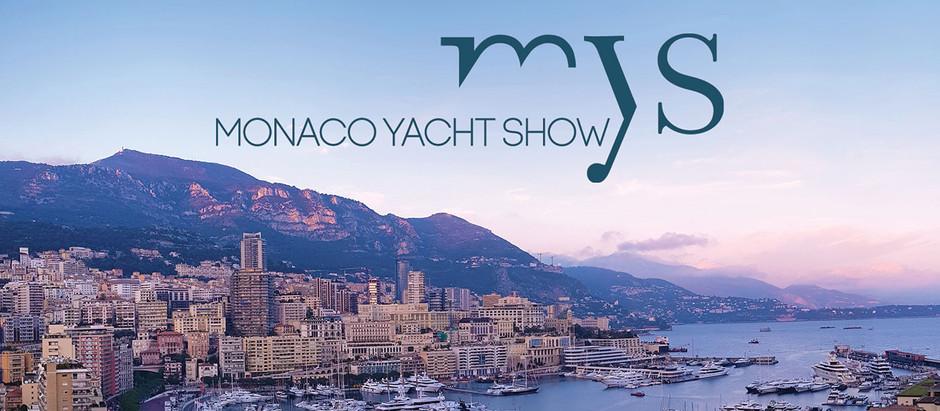 The World's #1 Superyacht Event, Monaco Yacht Show.