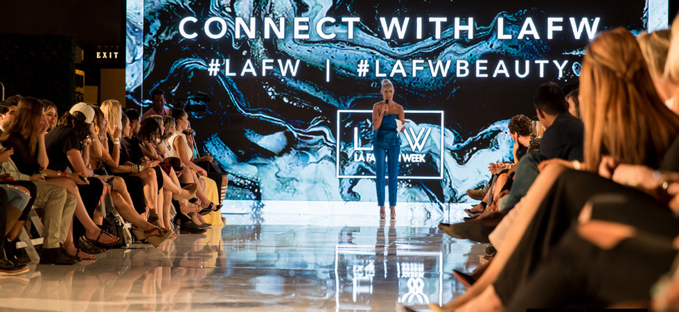 LA Fashion Week, connecting brands, business, and big ideas.