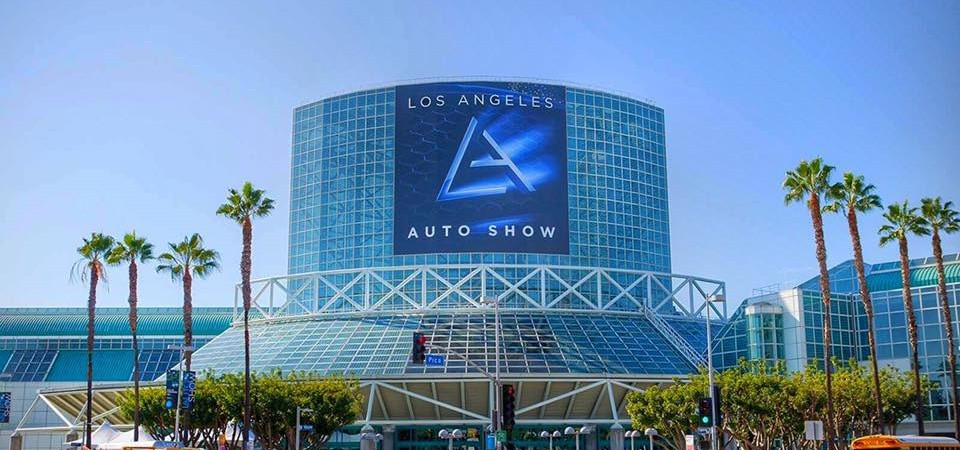 We'll see you at the next Los Angeles Auto Show