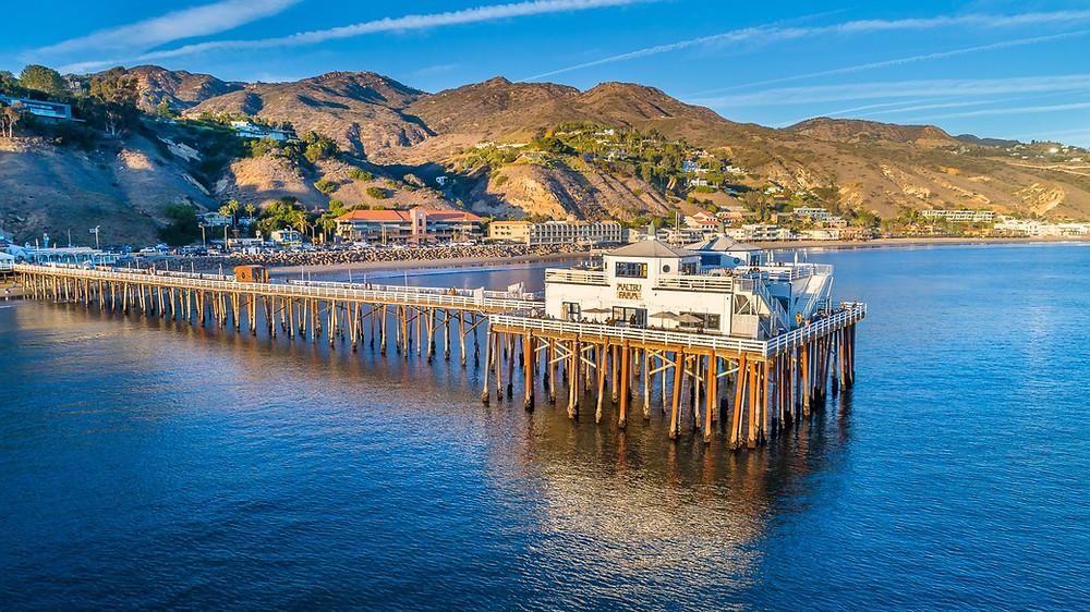 The Malibu Pier