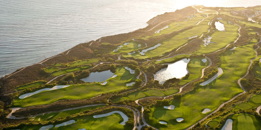 The ultimate luxury public golf experience at Trump National Golf Club.