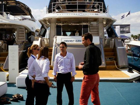 The weather is great to sail with Denison Yachting.