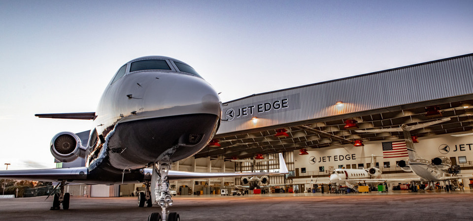 The only way to Fly, Jet Edge
