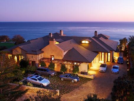 Do you know my beach house in Malibu?