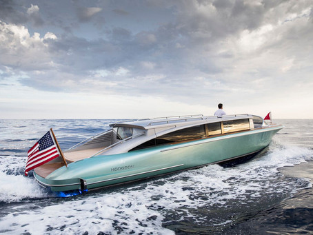 Yachts and Tenders made in the USA, Hodgdon