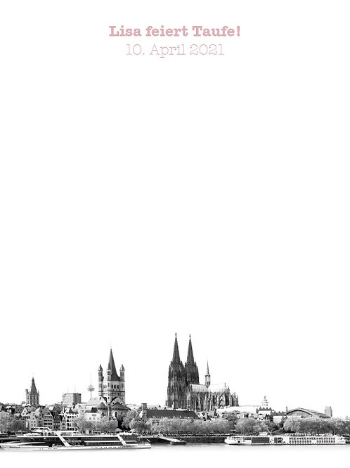 Taufe 11 / Skyline