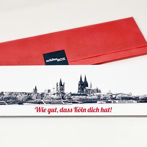 Wie gut, dass Köln dich hat!
