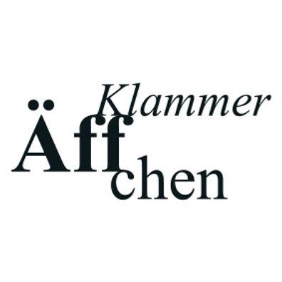"""typoBILD """"Klammeräffchen!"""""""