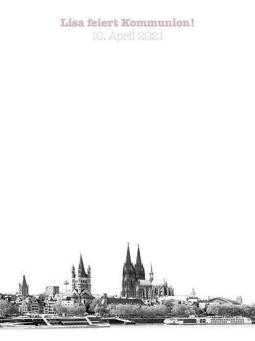 Kommunion 11 / Skyline