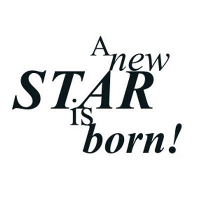 """typoBILD """"A new star is born!"""""""
