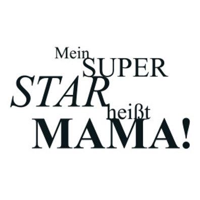 """typoBILD """"Mein Superstar heißt Mama!"""""""