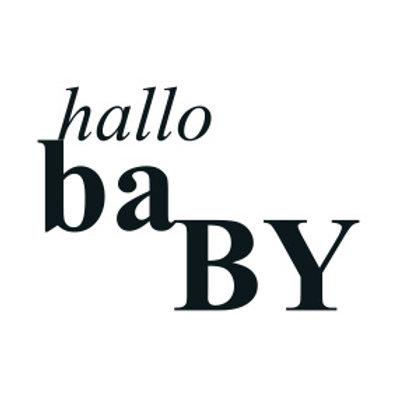 """typoBILD """"Hallo Baby!"""""""