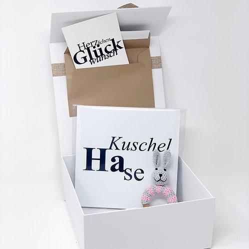 babyBOX 9 / Kuschelhase!