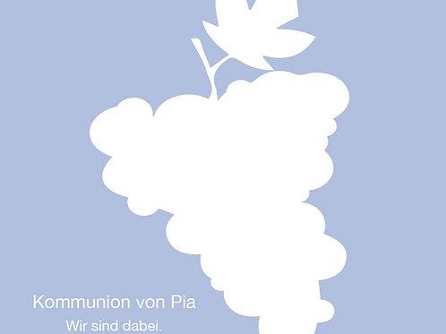 Kommunion 5 / Weintrauben
