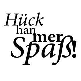 "typoMAGNET Plus / SPASS ""Hück han mer Spaß!"""