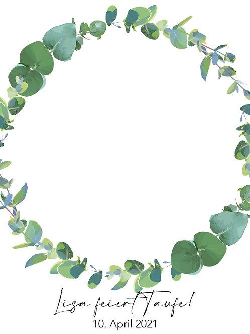 Taufe 10 / Eukalyptus