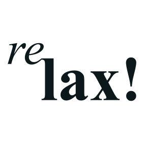 """typoBILD """"relax!"""""""