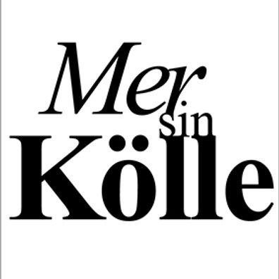 """typoBILD """"Mer sin Kölle!"""""""