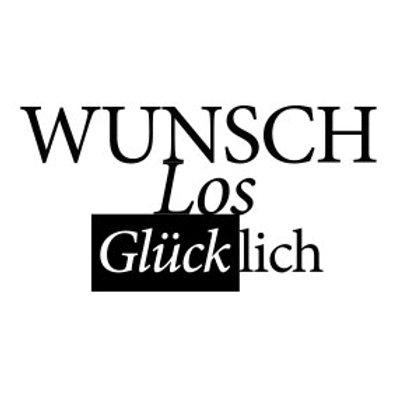 """typoBILD """"Wunschlos glücklich!"""""""