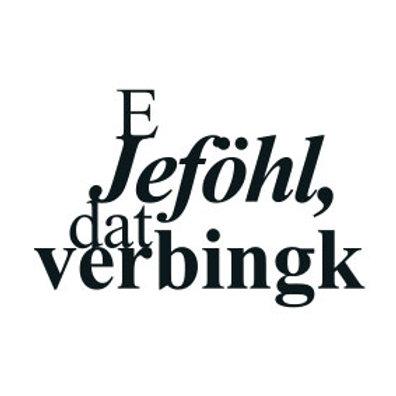 """wunschBOX / OP KÖLSCH """"E Jeföhl dat verbingk!"""""""