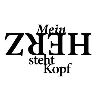 """wunschBOX / LIEBE """"Mein Herz steht Kopf."""""""