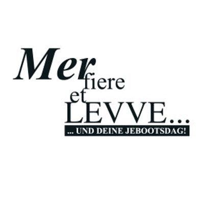 """wunschBOX / OP KÖLSCH """"Mer fiere et Levve...!"""