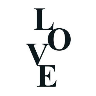 "typoMAGNET Plus / Liebe ""LOVE""!"