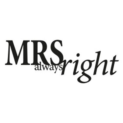 "typoBILD ""MRS always Right"""