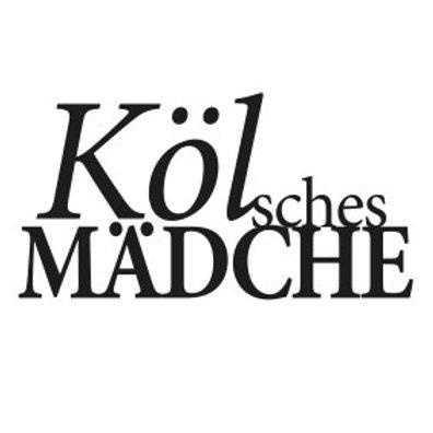 """typoBILD """"Kölsches Mädche!"""""""