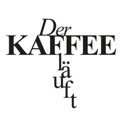 """typoBILD """"Der Kaffee läuft!"""""""