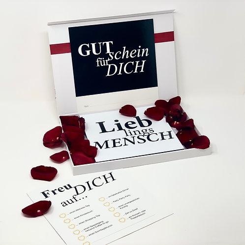 """loveBOX 9 / """"Lieblingsmensch!"""""""