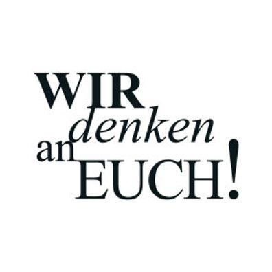 """wunschBOX / LIEBE """"Wir denken an euch!"""""""